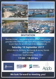 Marina Networking Reception @ Southampton Boat Show | England | United Kingdom
